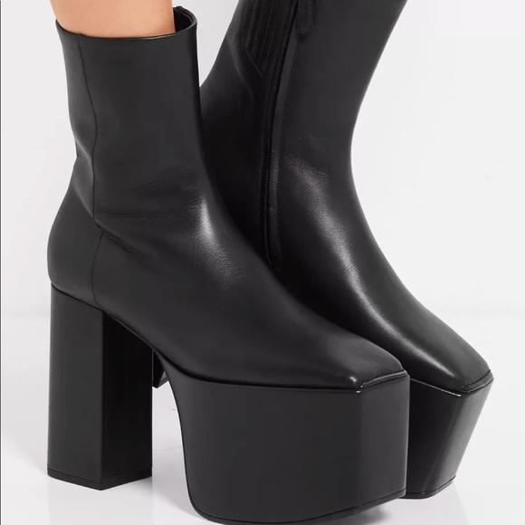 Balenciaga Waiyo 85 Platform Boots